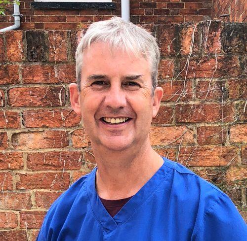 Team - Dr Chris Horn