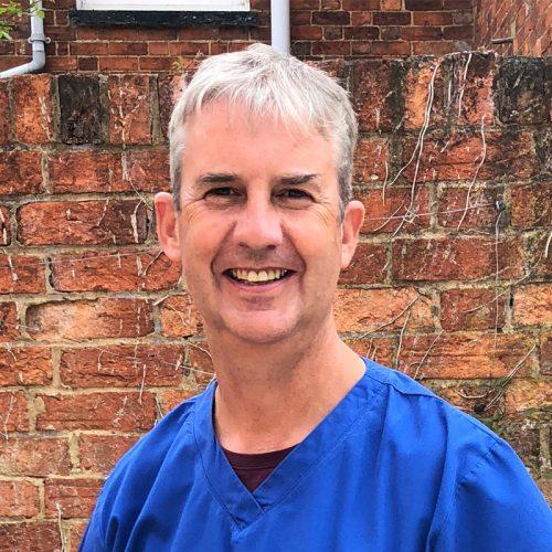 Team Member - Dr Chris Horn