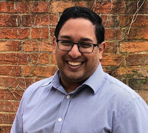 Team Member - Dr Kaival J Patel
