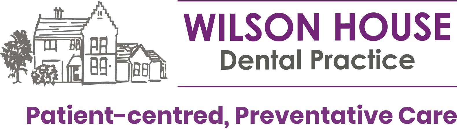 wilson house dental practice logo