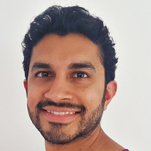 Team Member - Keval Shah